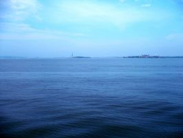 NYC Harbor 1 by carousel-stock