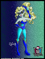 +Commission+ MH Lagoona Blue Power Ghouls by NemoTurunen