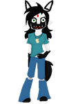 Buttons Animatronic Gif *GIFT* by DarkDreamingBlossom