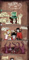 Don't Starve Meme by TheHatLady