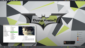 Dark kNight by neodesktop