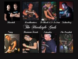 The Hardstyle Gods by Adiam