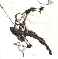 Spider-Man IH sketch by IHComicsHQ