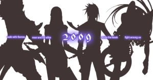 first 2009 teaser by Wen-M