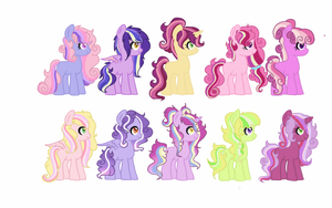 [Open] Shipping Adopts: Princess Cadance Edition by CitrusSkittles