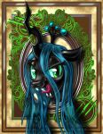 Queen Chrysalis by harwicks-art