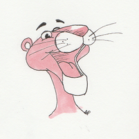 Pink panther by Alisha-town