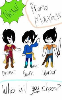 Maxan Adoptables : Free! by Hierarchy-of-Comex