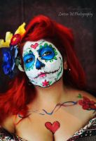 Dia de los muertos by keep-breathing