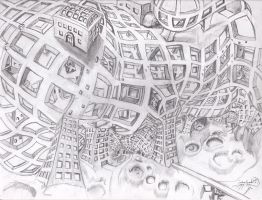 Convolution City by Scorpion451