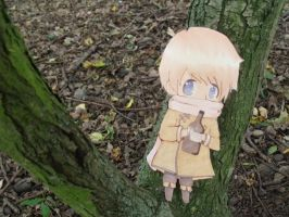 Russia Paperchild by iNintendo