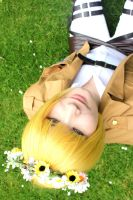 Armin Arlert by Tasty-Cake
