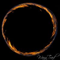 Fire circle by WannTrad