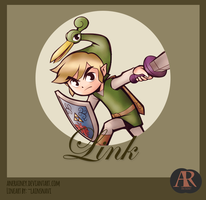 Link! by AneRainey