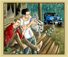 Sterek Campaign Commission 2 by Slashpalooza