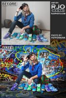 Peppermunk before-after by rekit