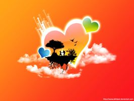 ..::: Love is in the Air :::. by abhijeet