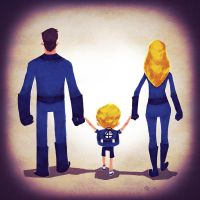 Fantastic Parents by Andry-Shango