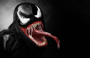 Venom speed doodle by mowmo-deviant