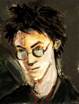 Harry by Vizen