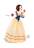 Snow White by Giulia-art