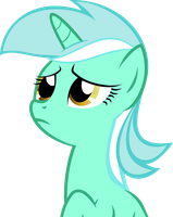 Lyra wasn't prepared for season 3 by HerbSmoker