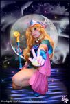 Happy New Year - Dark Magician Girl Cosplay by 20Tourniquet02
