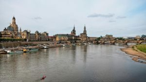 View of Dresden I by pingallery