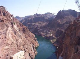 Hoover Dam 1 by kuroinami