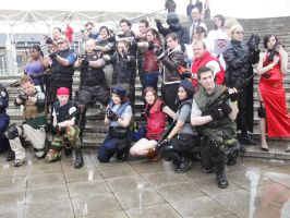 Resi evil cosplay oct 2010 2 by Miko-the-moogle
