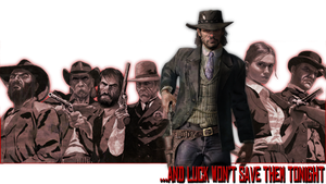 Red Dead Redemption Signature by suolasPhotography