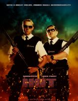 Hot fuzz poster by agustin09