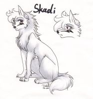 .::Skadi::. by Rabbiata