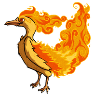 Moltres WWS by the19thGinny