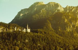 Neuschwanstein by ksushiks