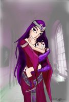 Master and Mother by SkyDragonQueen