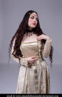 Medieval Princess stock 5 by DanielleFioreModel
