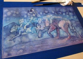 Wolf Constellation Preview by Aikya