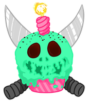 Killer Cupcakes_COLORS by InkBottleInc