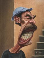 Don Ramon Valdez by Zepa-Arts