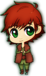 Hiccup chibi by KarinMaaka07