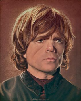 Tyrion Lannister - Gnome by whikiko