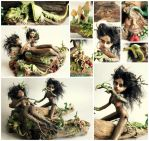 Dryads And Dragons by bgerr