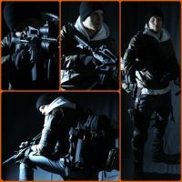 The Division Cosplay Collage by LowmexCosplay