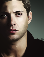 DEAN WINCHESTER by FISHNONES