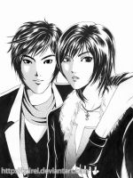 DBSK- Yunho and Hero by Kairei