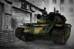 T-55 in Syria by Baryonyx62