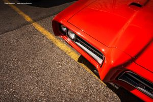 1969 Pontiac GTO by AmericanMuscle