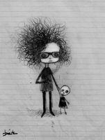 tim burton by berkozturk