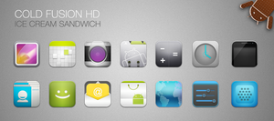 Cold Fusion HD - ICS icons by chrisbanks2